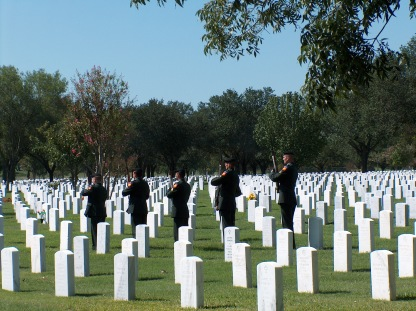 Ft. Sam Houston National Cemetery