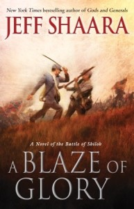 A Blaze of Glory Book Cover