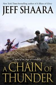 A Chain of Thunder Book Cover
