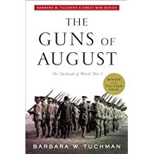 Guns of August Book Cover