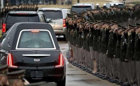 Bush Procession