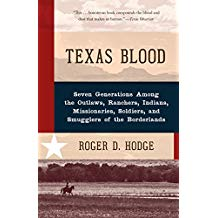 Texas Blood Book Cover
