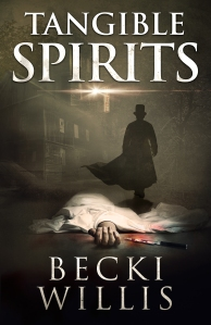 Tangible Spirits Book Cover