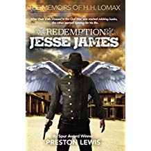 the redemption of jessie james book cover