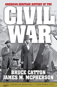 History of the Civil War Book Cover