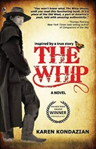 The Whip Book Cover