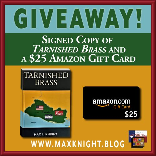 Giveaway Tarnished Brass
