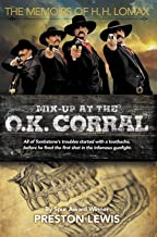 Mix-Up at the O.K. Corral Book Cover