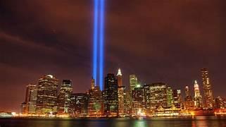 9-11 Twin Towers Memorial